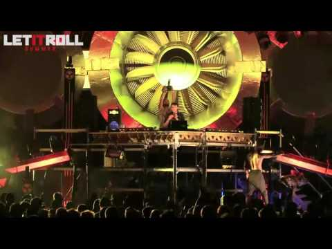 Annix - Let It Roll Open Air 2015 - Factory stage