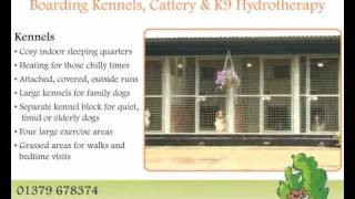 Quiet Acres Boarding Kennels, Cattery & Canine Hydrotherapy