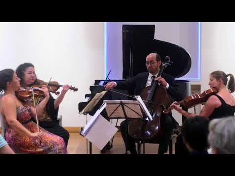 DVOŘÁK: THE CHAMBER MUSIC SURVEY WITH NEW YORK PHILHARMONIC MUSICIANS AND FRIENDS: STRING QUARTET