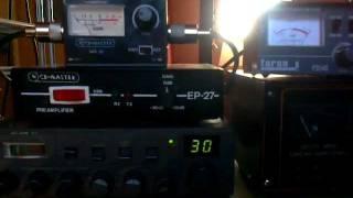Alan 87-swr-CTE INTERNATIONAL-power meter+swr