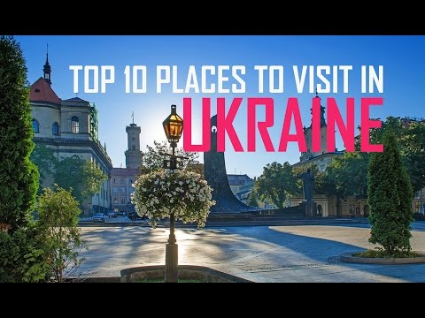 Top 10 Places To visit in Ukraine | Ukraine sights and attractions | Ukraine Tourist Attractions