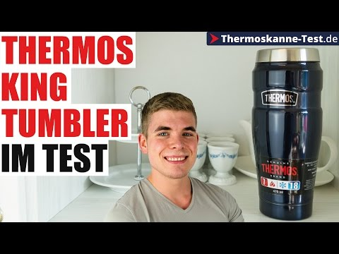 Thermos King Tumbler Test Einer Der Besten Thermobecher Youtube