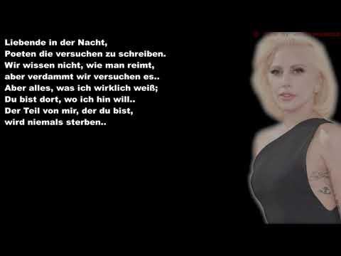 Lady Gaga - Always Remember Us This Way (Deutsche Übersetzung)