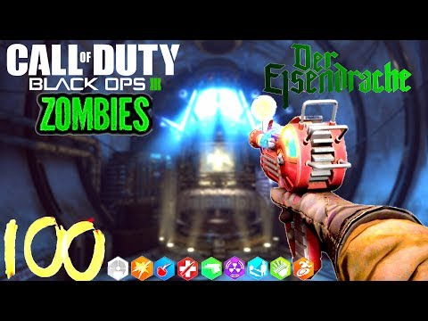 DER EISENDRACHE ROUND 90 DISCONNECT IM ACTUALLY DONE THIS TIME - BLACK OPS 3 ZOMBIES