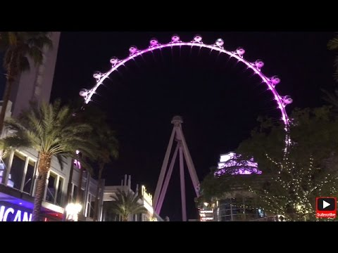 The LINQ in Las Vegas.  #LINQ Las Vegas For Kids