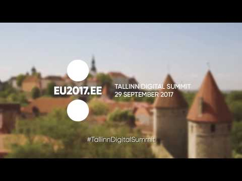 Tallinn Digital Summit invitation by Prime Minister of Estonia Jüri Ratas