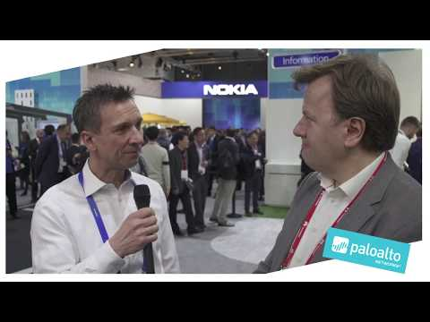 Palo Alto Networks at Mobile World Congress 2018 – An Interview with Nokia