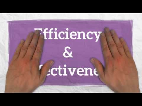 Efficiency & Effectiveness, 3 Levels of Managers