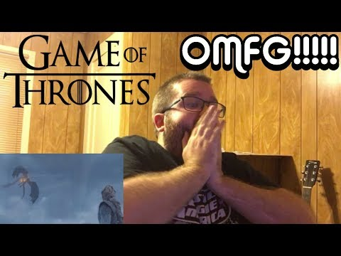 "Game Of Thrones 7x6 ""Beyond The Wall"" Reaction/Review!!!!! (HYPEEEEEE!!!)"