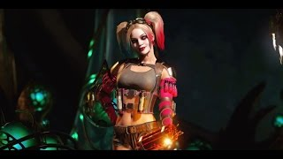 Injustice 2: Harley Quinn Combo Video!