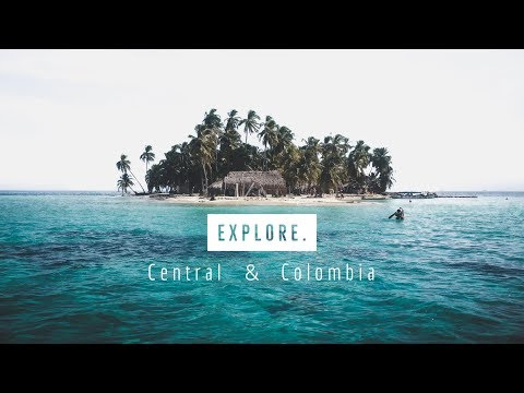 Explore Central America and Colombia I Travel I GoPro I Backpacking