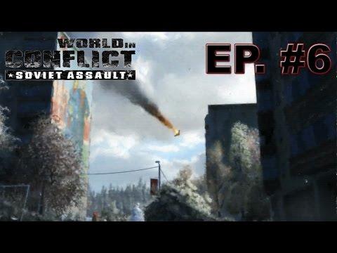 World in Conflict: EP6, Dietro le linee nemiche.