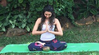Sequencia de asanas de Hatha Yoga para melhora do sistema imunológico.