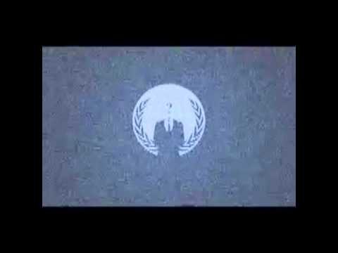 Nachricht von Anonymous: Operation Facebook, Nov 5 2011 (Beschreibung beachten)
