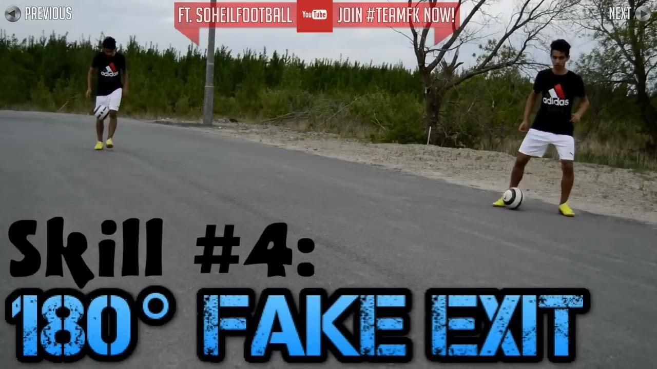 Learn 5 Amazing Futsal Skills & Football Tricks Tutorial