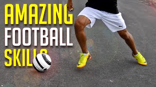 Learn 5 Amazing Futsal Skills & Football Tricks - Tutorial