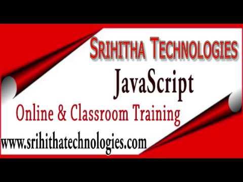 JavaScript Online Tutorial,JavaScript Online Training,JavaScript Online Training In India,JavaScript thumbnail