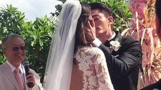Những điều chỉ có tại đám cưới Lâm Tâm Như - Hoắc Kiến Hoa [Tin mới Người Nổi Tiếng]
