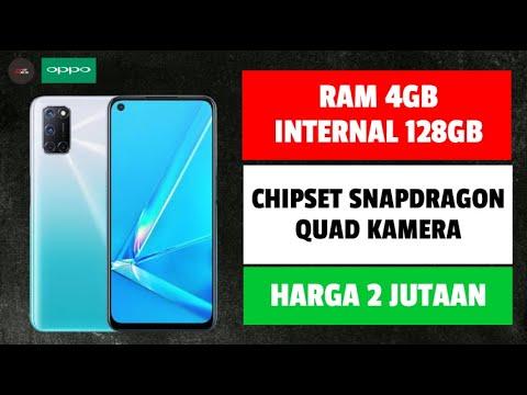 5 HP OPPO RAM 6GB MURAH 2020 ( Harga 2-3 Jutaan ).