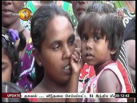 News 1st Prime time 8PM  Shakthi TV 24th May 2016