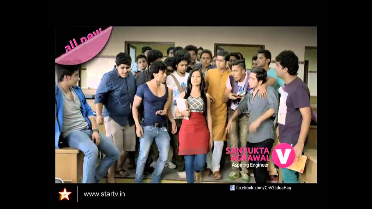 Sadda Haq My Life My Choice Channel V New Show Promo