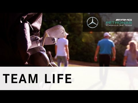 Nico Rosberg v Martin Kaymer: Challenge 2 – Nearest to the Pin!