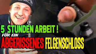 Vertragswerkstatt REIßT Felgenschloss ab! | Subi-Performance