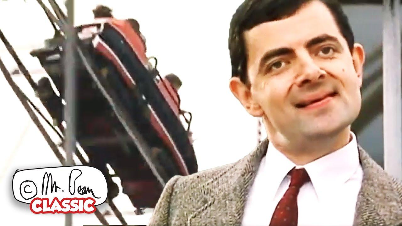 Amusement Park DAY! | Mr Bean Full Episodes | Classic Mr Bean