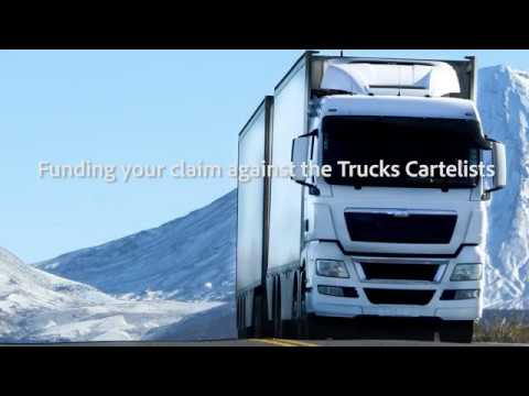 Funding your claim against the Trucks Cartelists