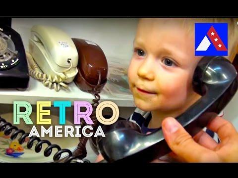 🇺🇸 American Retro Town •Sutter Creek • Старый Американский Город