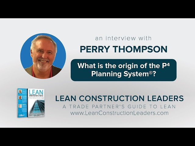 What is the origin of the P4 Planning System?