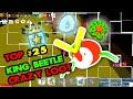 INSANE KING BEETLE LOOT COMPILATION | Bee Swarm Simulator !
