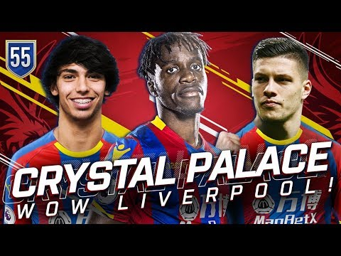 FIFA 19 CRYSTAL PALACE CAREER MODE 55 - OMG WHAT HAVE WE DONE TO RPOOL?