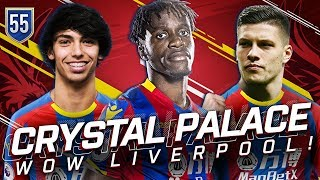 Baixar FIFA 19 CRYSTAL PALACE CAREER MODE #55 - OMG WHAT HAVE WE DONE TO LIVERPOOL?!