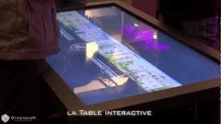 DYMENSION : Table Interactive