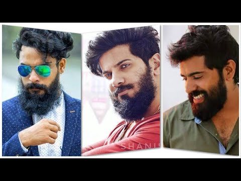 Beard Thaadi To Clean Shaved Transformations Dulquer
