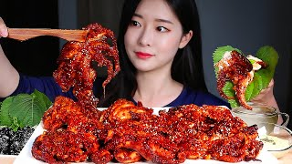ASMR SPICY STIR-FRIED SMALL OCTOPUS CHEESE FONDUE Mukbang Eating Show #쭈꾸미볶음 #쭈꾸미 #매운쭈꾸미 #제철맞아 #낙지같아 #낙꾸미 ...