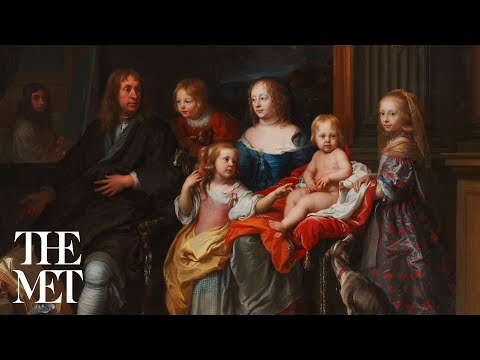 "MetCollects—Episode 6 / 2015: Michael Gallagher on ""Everhard Jabach and His Family"""