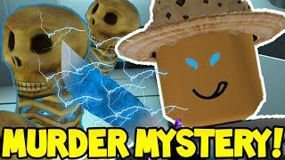 Roblox | MURDER MYSTERY | ELECTRIC MURDERER!