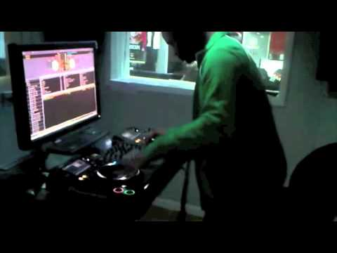 SLAM 101.1FM - KING BUBBA & SCRATCH MASTER - THE LAST HEINEKEN RUSH HOUR OF 2010 PART 1