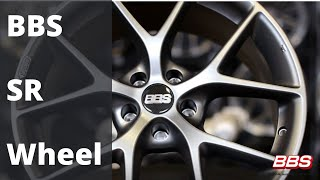 The BBS SR Wheel is sporty and stylish with various applications. Soft radii and contours from the hub to the flange enable easy wheel cleaning which is especially practical in extreme winter conditions.   The distinctive stylish BBS design of the SR make