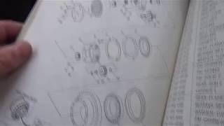ремонт экскаватора Hyundai 220 (3 серия)