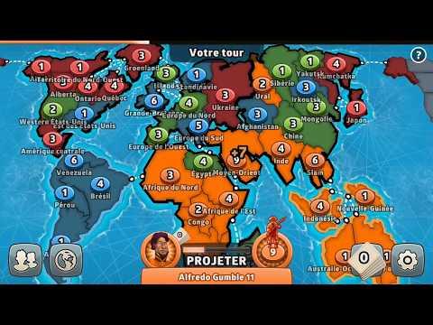 JE VAIS CONQUÉRIR LE MONDE !? (RISK: Global Domination)