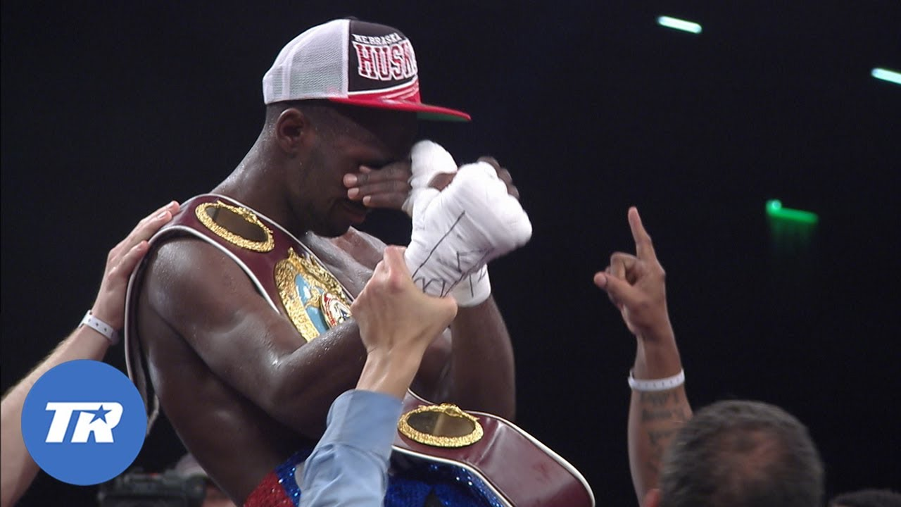 Terence Crawford vs Ricky Burns | ON THIS DAY IN HIS OWN WORDS