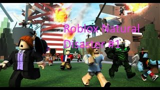 Epic Natural Disaster II Roblox