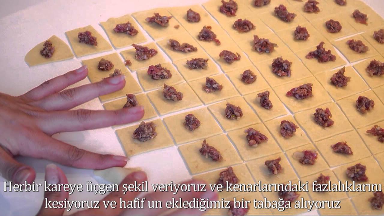 Mantı Tarifi | Mantı Nasıl Yapılır? | Benim Mutfagim/ Yemek Tarifi