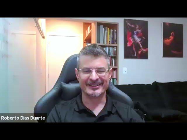 Mensagem de Roberto Dias Duarte para os profissionais da contabilidade