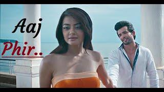 """Aaj Phir"" Arijit Singh (Full Song) Hate Story 2, Surveen Chawla | Samira K | Jay Bhanushali |Lyrics"