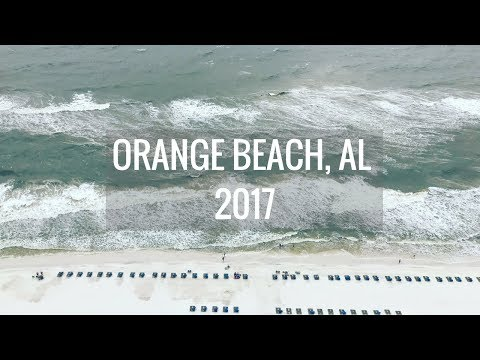 ORANGE BEACH 2017 || GULF SHORES || FAMILY VACATION || BEACH VLOG || TRAVEL VLOG || PHOENIX WEST 2