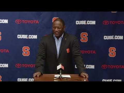 Coach Babers Press Conference | Week 8